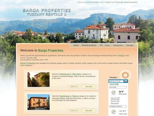 Розробка дизайну сайту